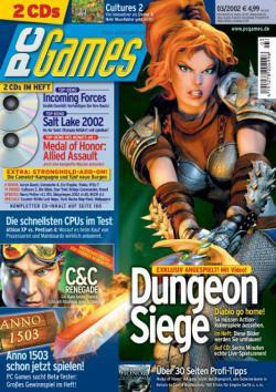 pc games heft archiv pc games ausgabe 3 2002. Black Bedroom Furniture Sets. Home Design Ideas