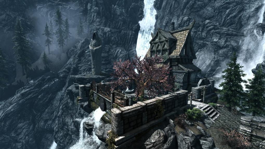 Skyrim-Mods: Mines of Moria, Improved Interior Lighting und Dragon