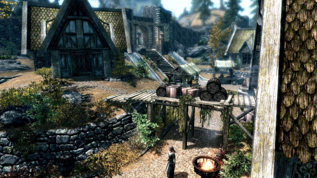 Skyrim-Mods: Duel Combat Realism, Children of Sheogorath, Realistic