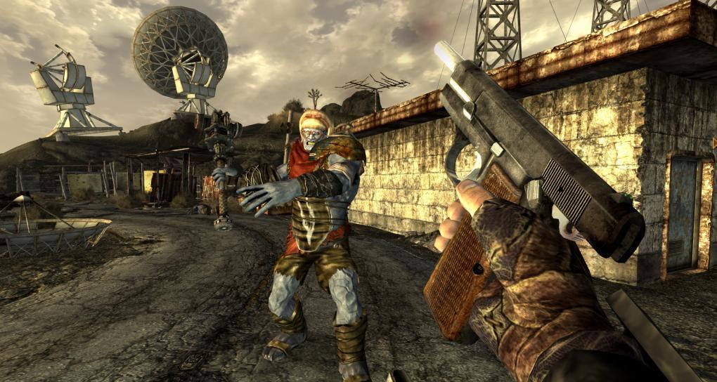 Fallout 3 new vegas скачать торрент русская версия - 7