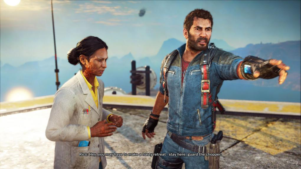 test just cause 3 xbox one