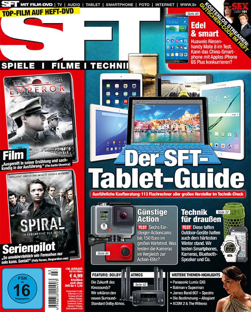 SFT 03/16 - Der SFT-Tablet-Guide