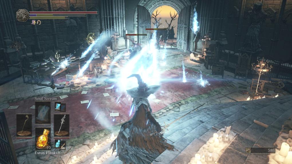 Dark Souls 3 im Test mit Video: Scheitern am eigenen Erbe