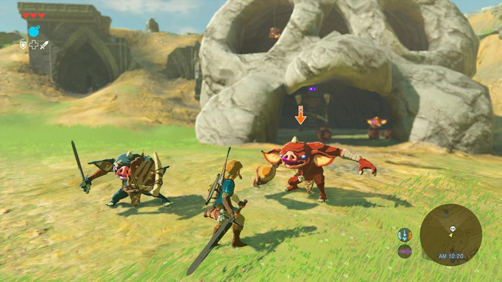 The Legend of Zelda: Breath of the Wild in der E3-Vorschau (28)