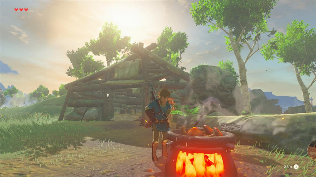 The Legend of Zelda: Breath of the Wild in der E3-Vorschau (27)