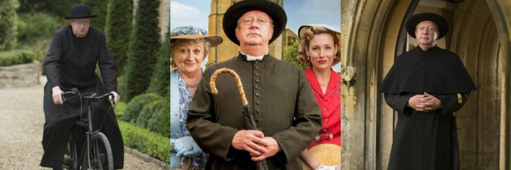 """Father Brown - Staffel 4"""