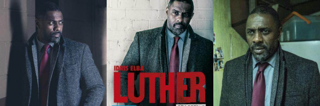 """Luther - Staffel 4"""