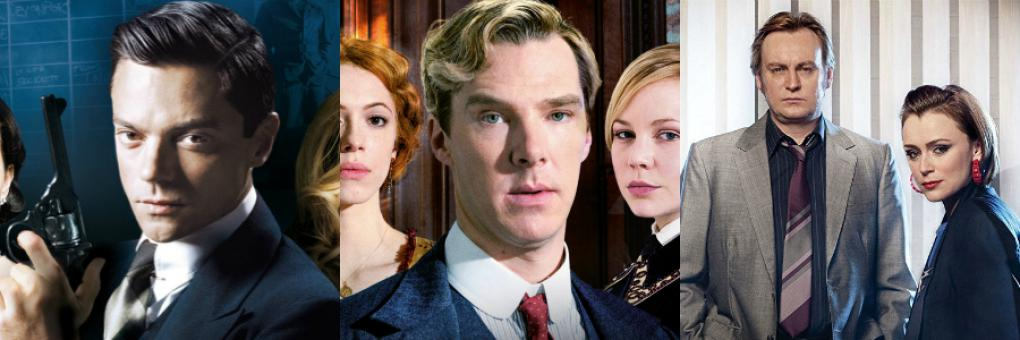 """Fleming""; ""Parade's End""; ""Ashes to Ashes"""