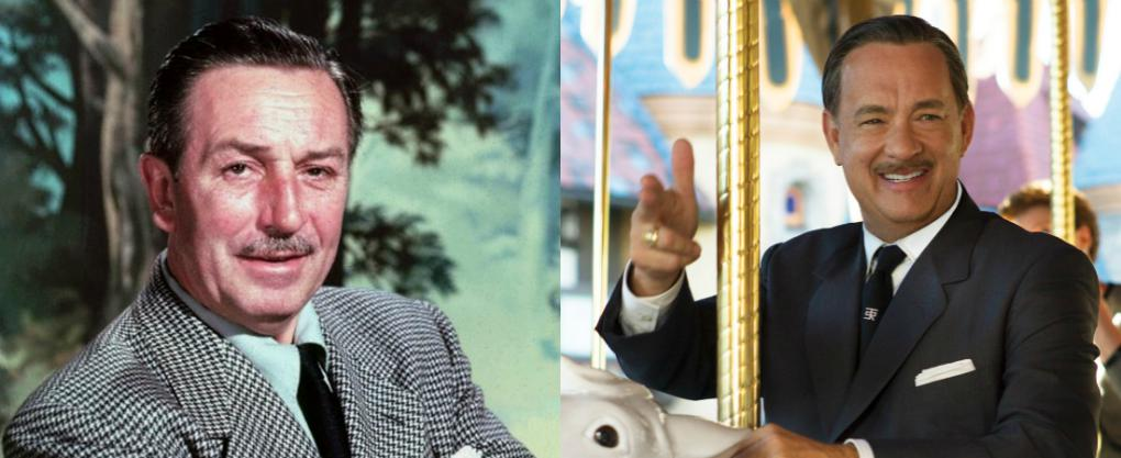 Tom Hanks als Walt Disney in 'Saving Mr. Banks'