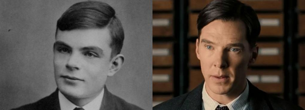 Benedict Cumberbatch als Alan Turing in 'The Imitation Game - Ein streng geheimes Leben'