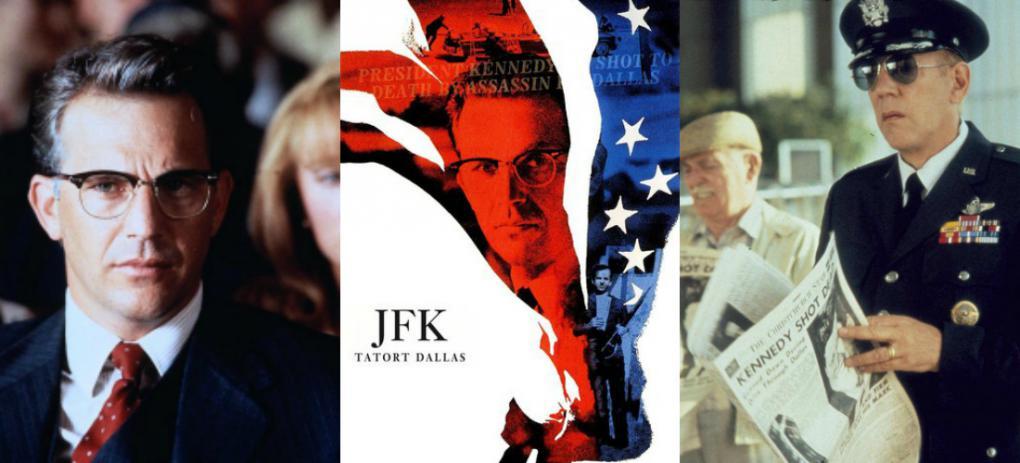 Jfk – Tatort Dallas