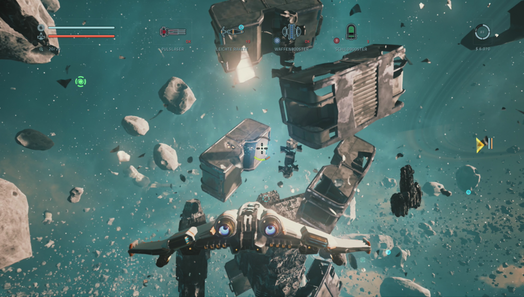 Everspace im Test: Roguelike trifft Weltraum-Shooter - jetzt