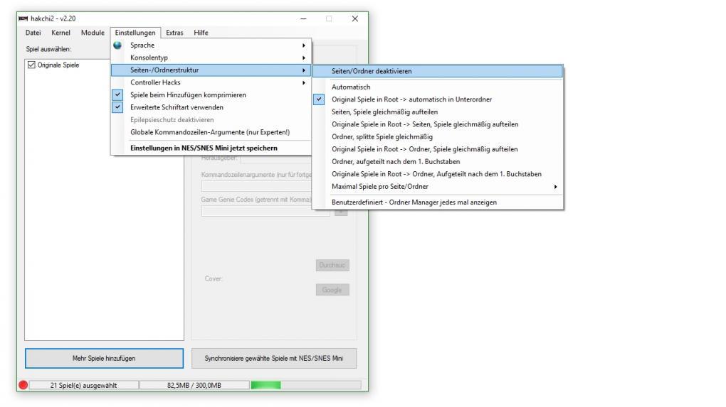Snes Mini Eigene Spiele Installieren Mit Der Hakchi2 Software