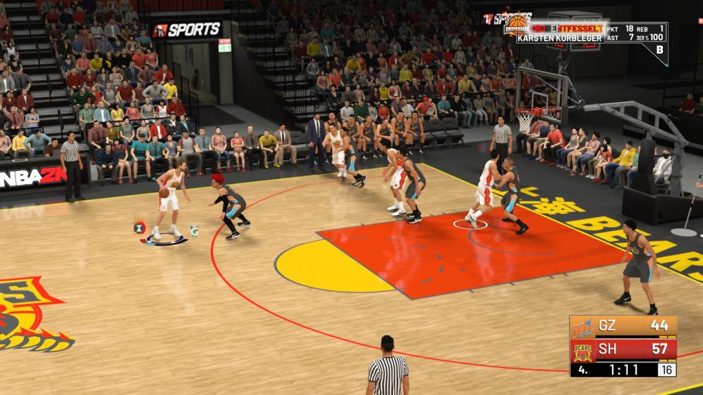 NBA 2K19 im Test: Cheater und Mikrotransaktionen