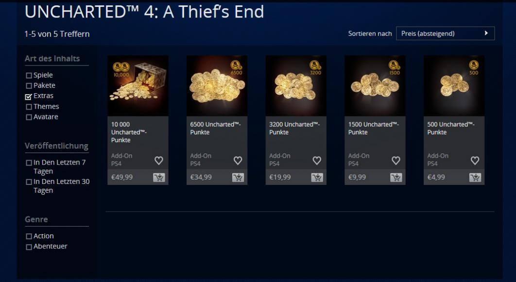 Uncharted 4: A Thief's End Release, Trailer, PS4  Uncharted 4: A ...