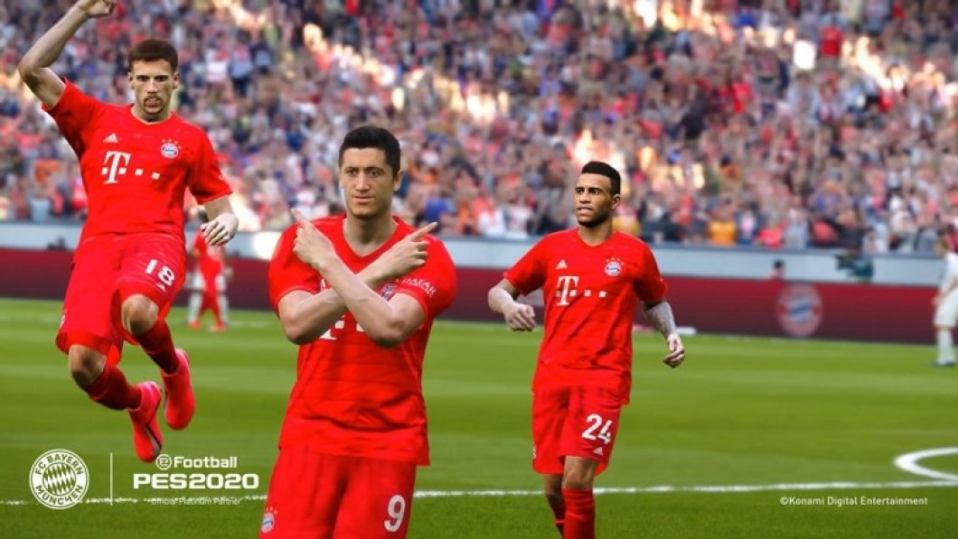 PES 2019: Ballack, Ronaldo, Kahn - Classic Players