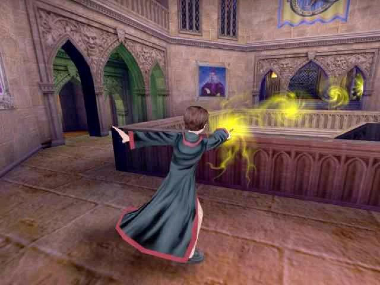 Harry Potter Und Der Stein Der Weisen Patch V1 1