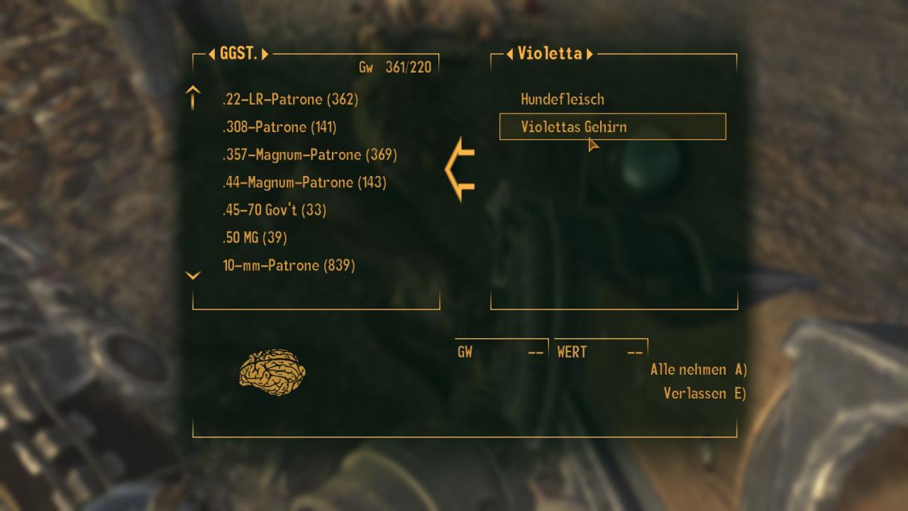 Fallout New Vegas Karte Mit Allen Orten Deutsch.Komplettlosung Zu Fallout New Vegas Kapitel 16