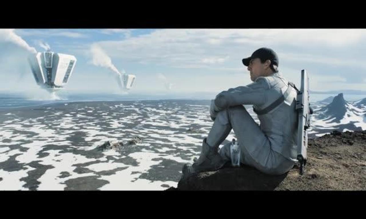 Oblivion Making Of Trailer Zum Kinofilm Mit Tom Cruise Anschauen Und Staunen