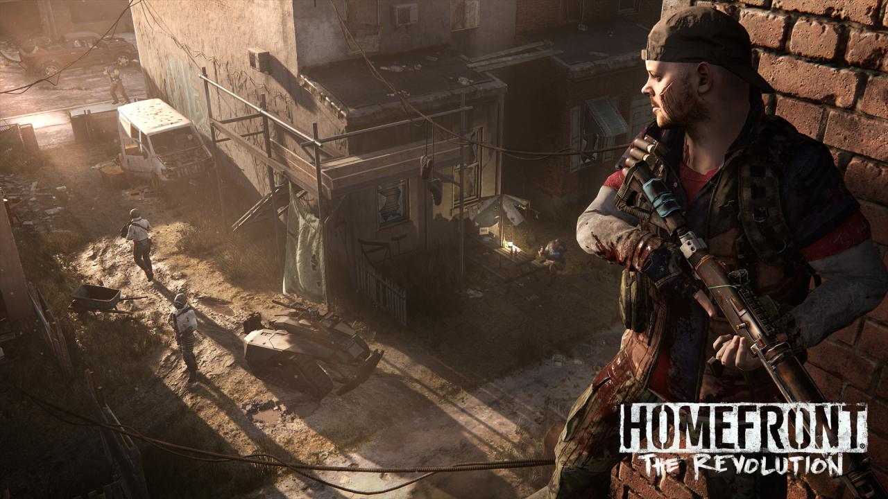Homefront 20 Guerilla Ausbildung im Gameplay Trailer