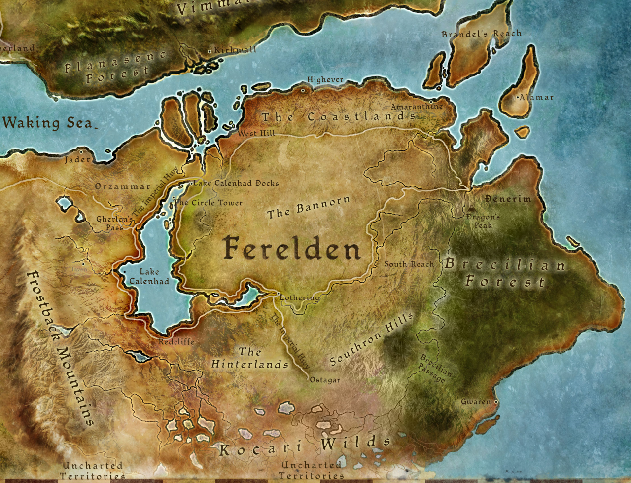 Dragon Age: Inquisition - Was bisher geschah ... - Lore-Rückblick ...