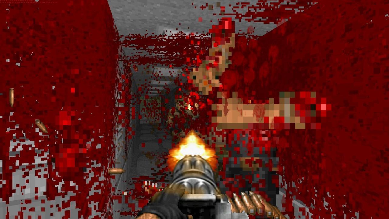 Doom (Classic): Die Brutal Doom-Mod bietet Brutalität pur