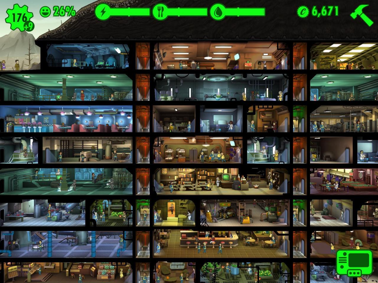 Mysteriöser schnell fremder shelter finden fallout Warum kann