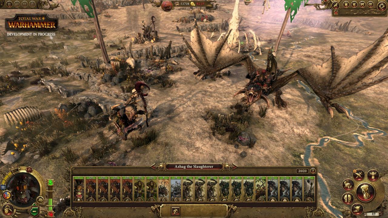Total War Warhammer Weltkarte In Der Vorschau Erklart Mit