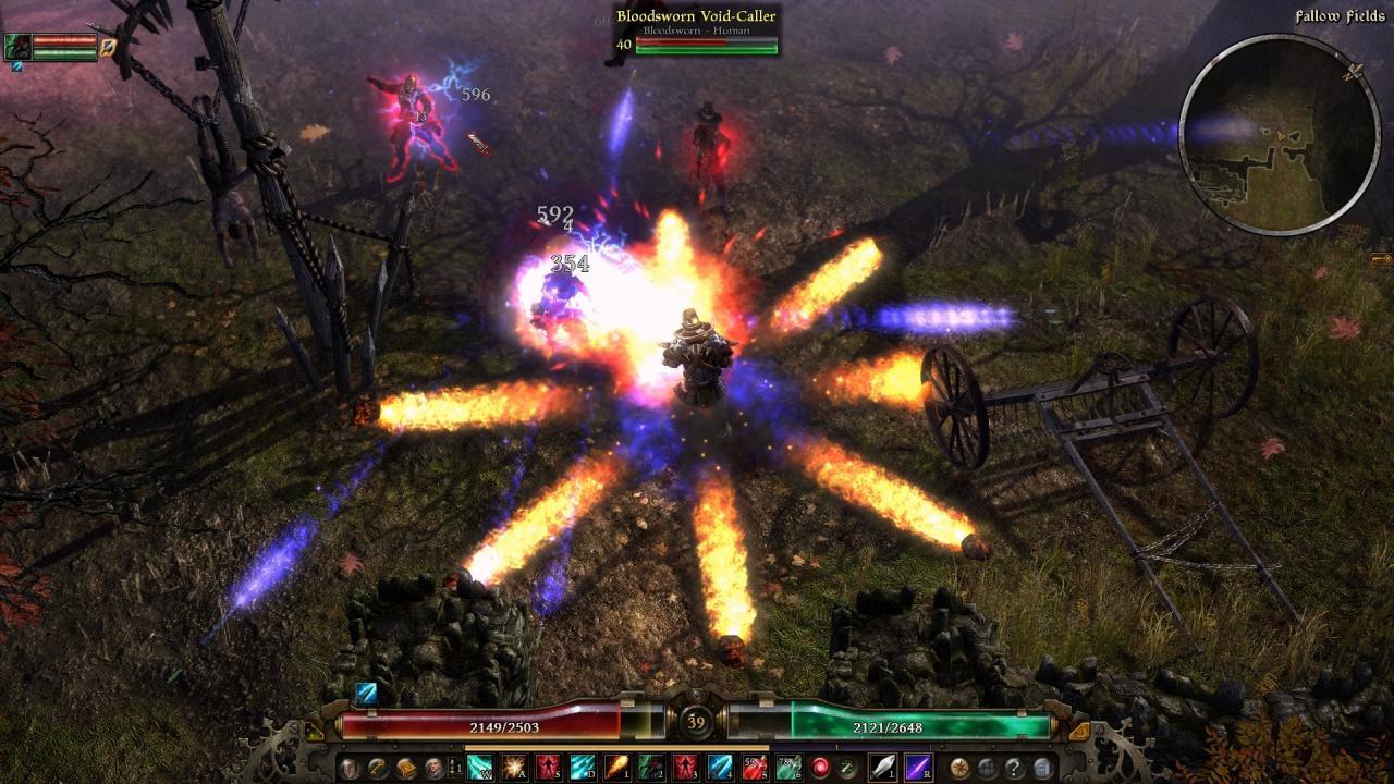 Grim Dawn: Hack 'n Slay bekommt kostenloses Dungeon