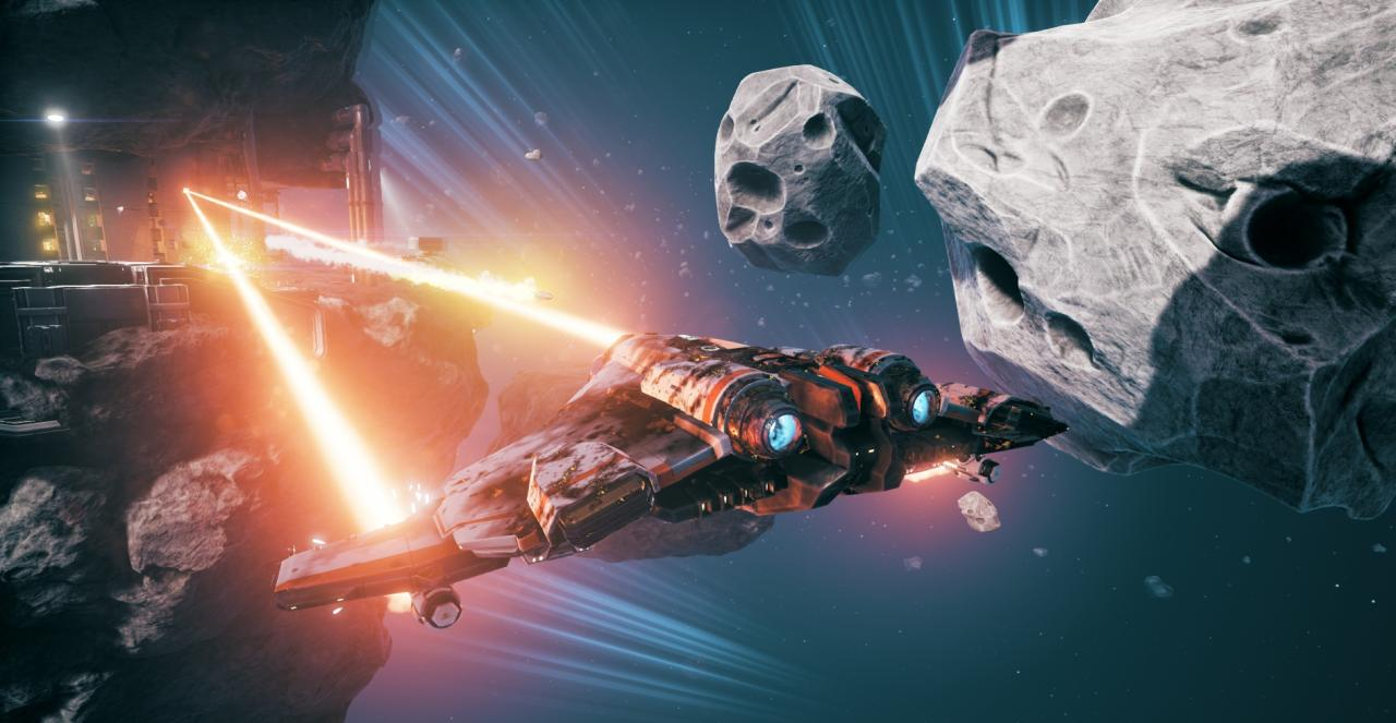 Everspace Rogue Like Space Shooter Im Beta Check Plus Let S Play