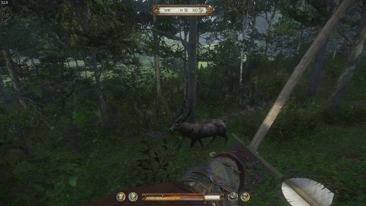 Kingdom Come Test Stealth Diebstahl Ruf Und Ki Jagd