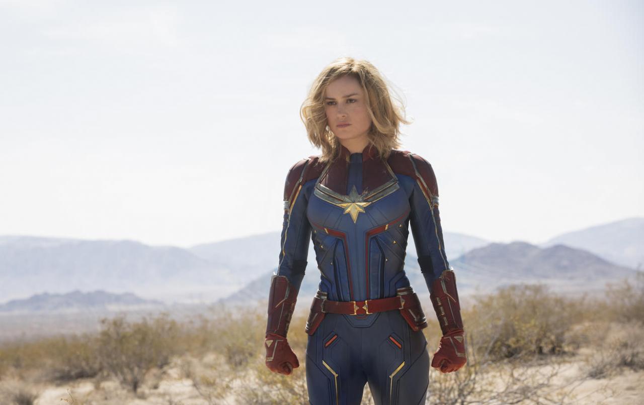 Captain Marvel Wer sind die Kree