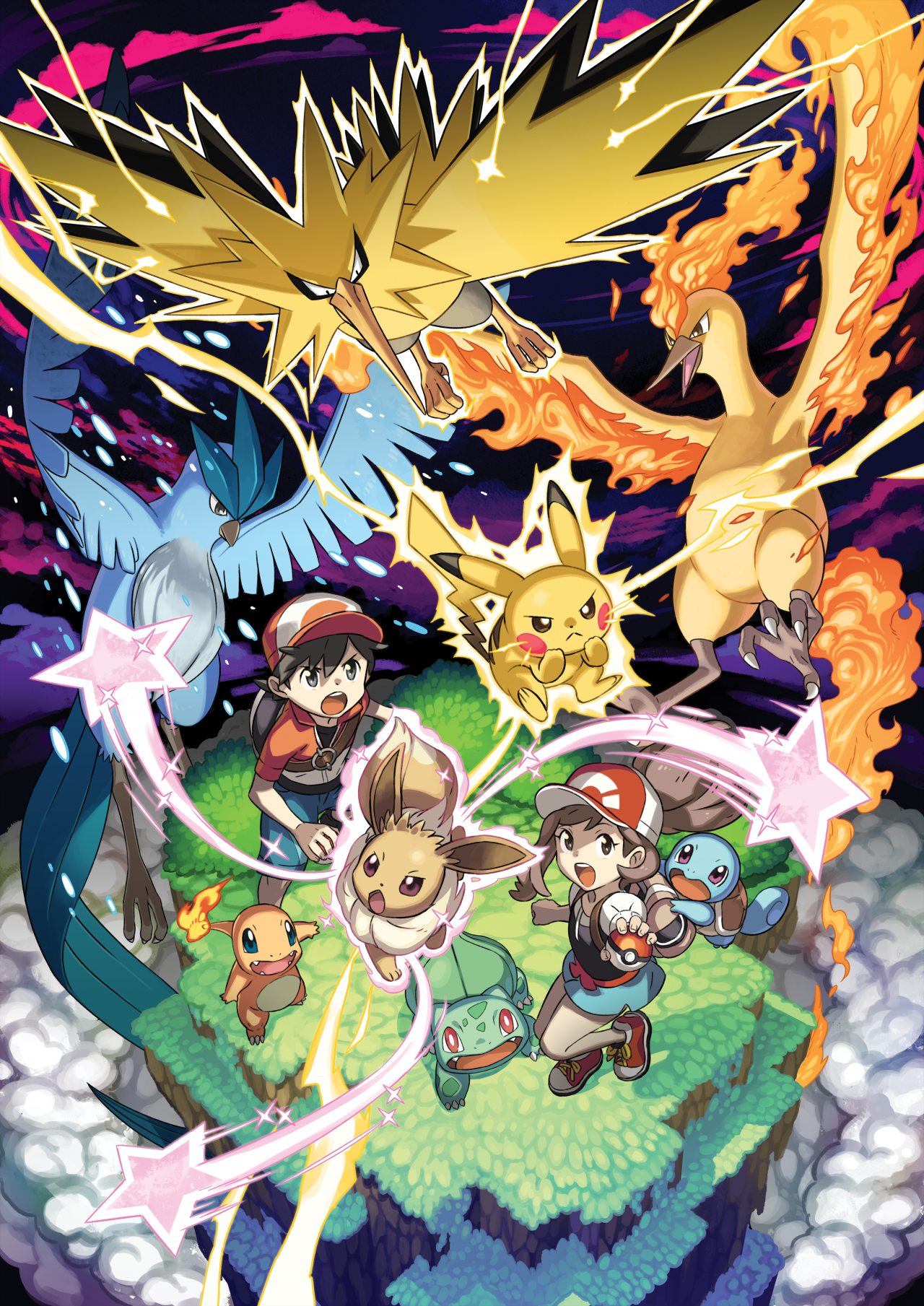Pokémon Lets Go Pikachu Komplettlösung Mit Hilfreichen Tipps