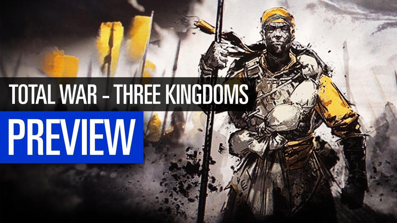 Total War Three Kingdoms: Komplette Schlacht im Video