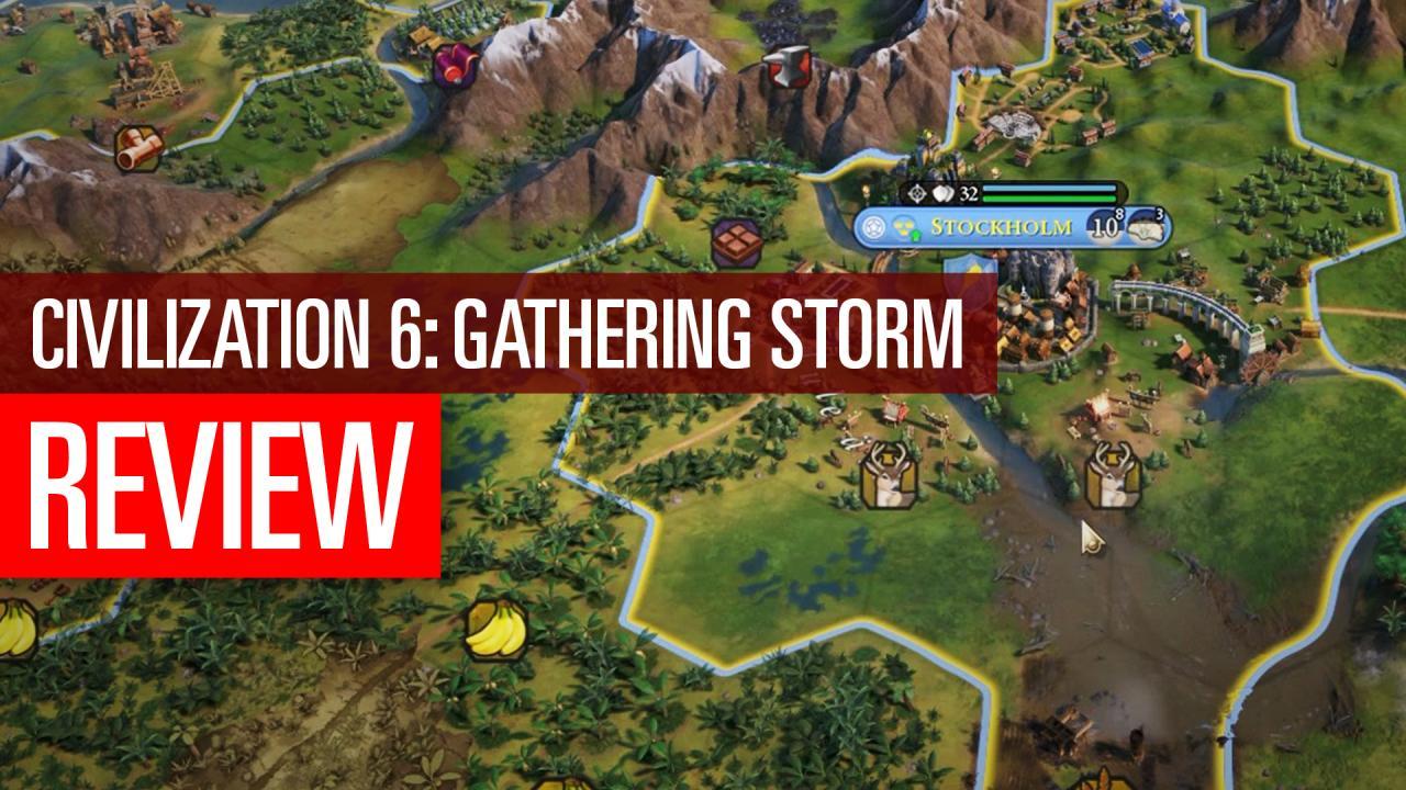 Civilization 6: Gathering Storm - Testvideo zum zweiten Add-on