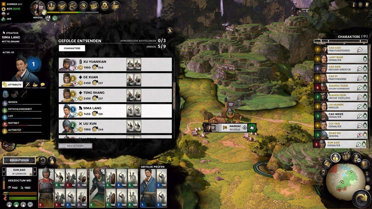 Total War Three Kingdoms: Test zum China-Ableger