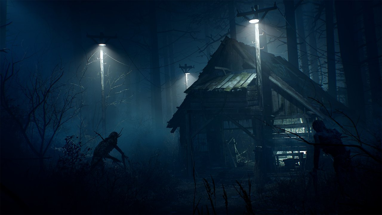 Blair Witch Horrorspiel Erscheint Fur Playstation 4