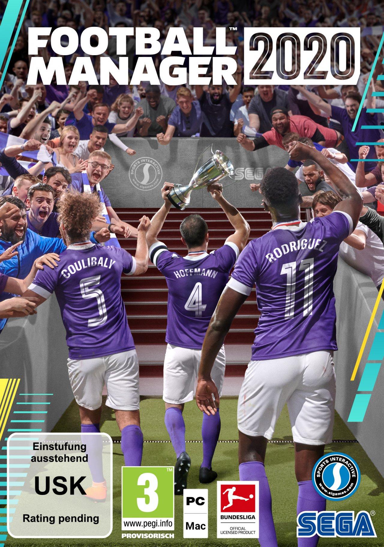 Football Manager 2020 Das Spiel Hat Einen