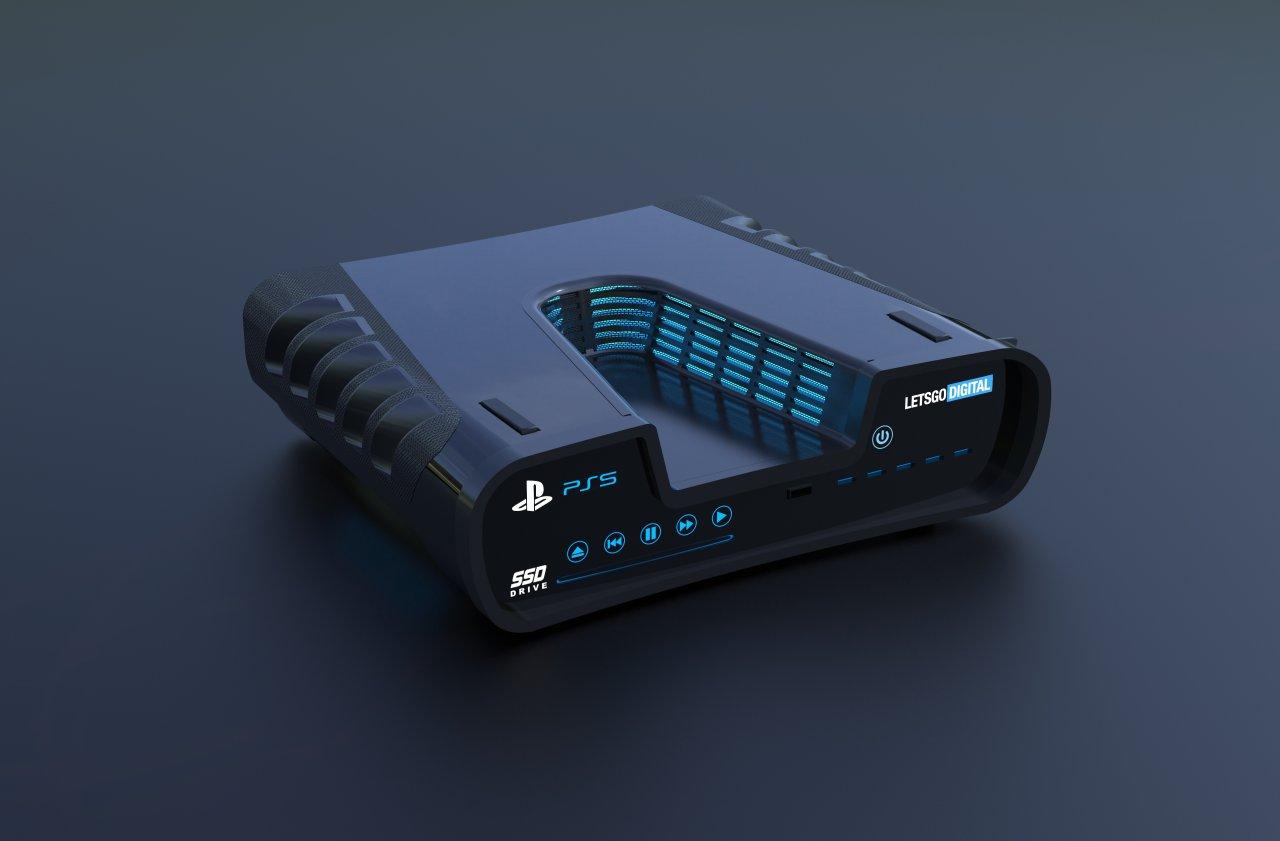 Playstation 5 Erstes Echtes Bild Des Ps5 Devkits Aufgetaucht