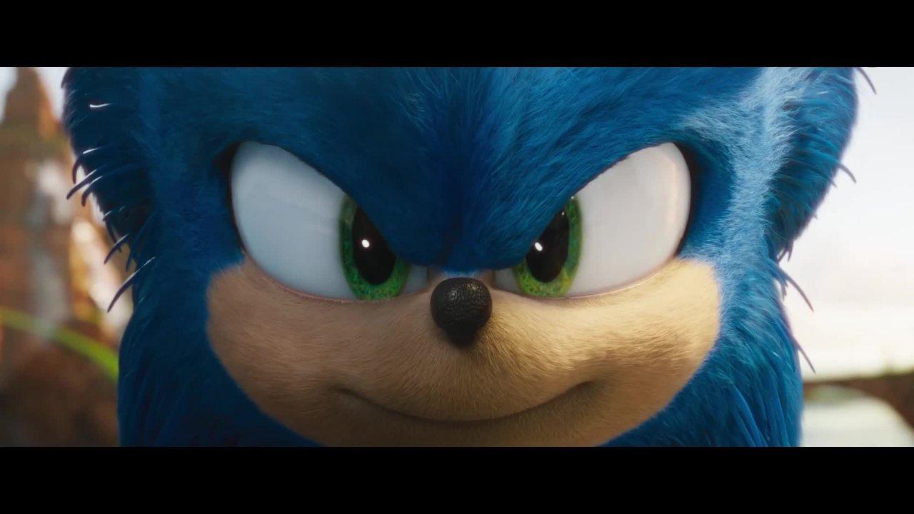 Sonic The Hedgehog Neuer Trailer zum Kinofilm enthüllt Redesign ...