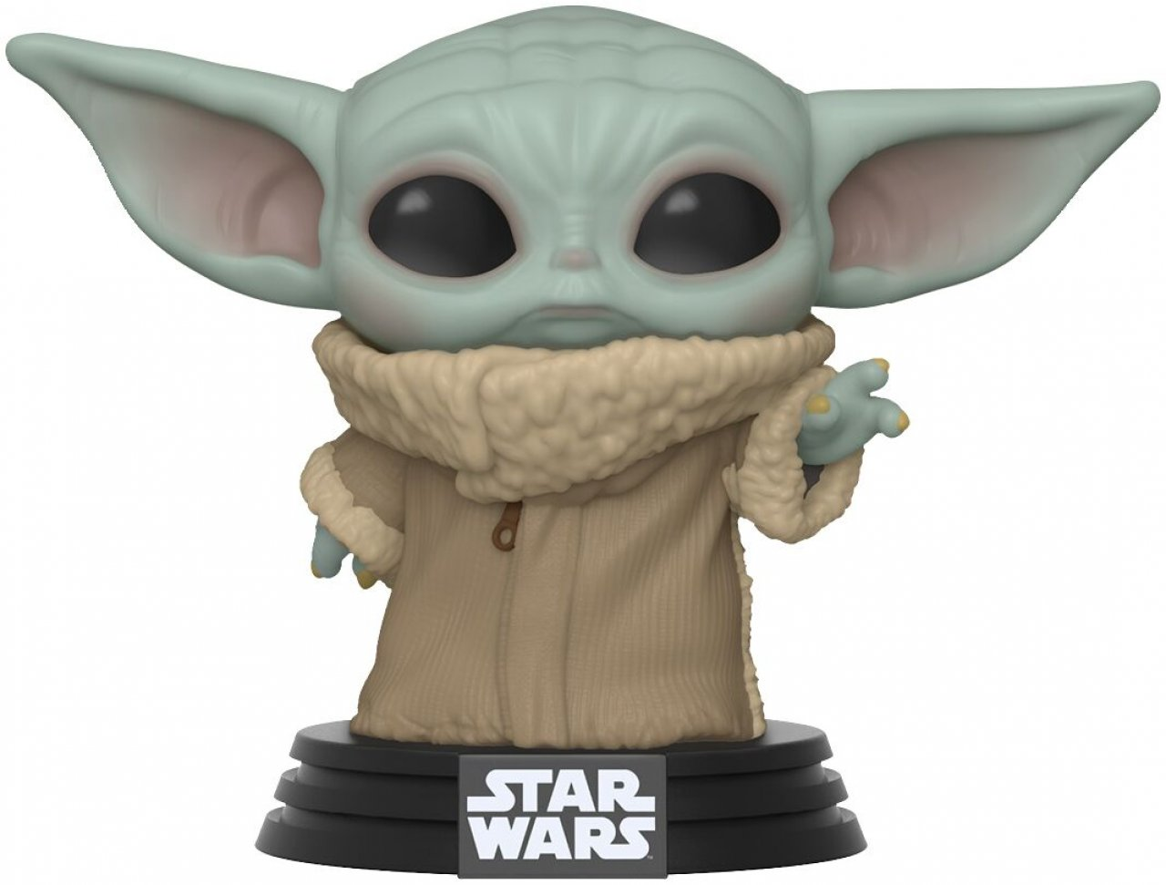 Star Wars Clone Wars Vinyl Figure Yoda Pop