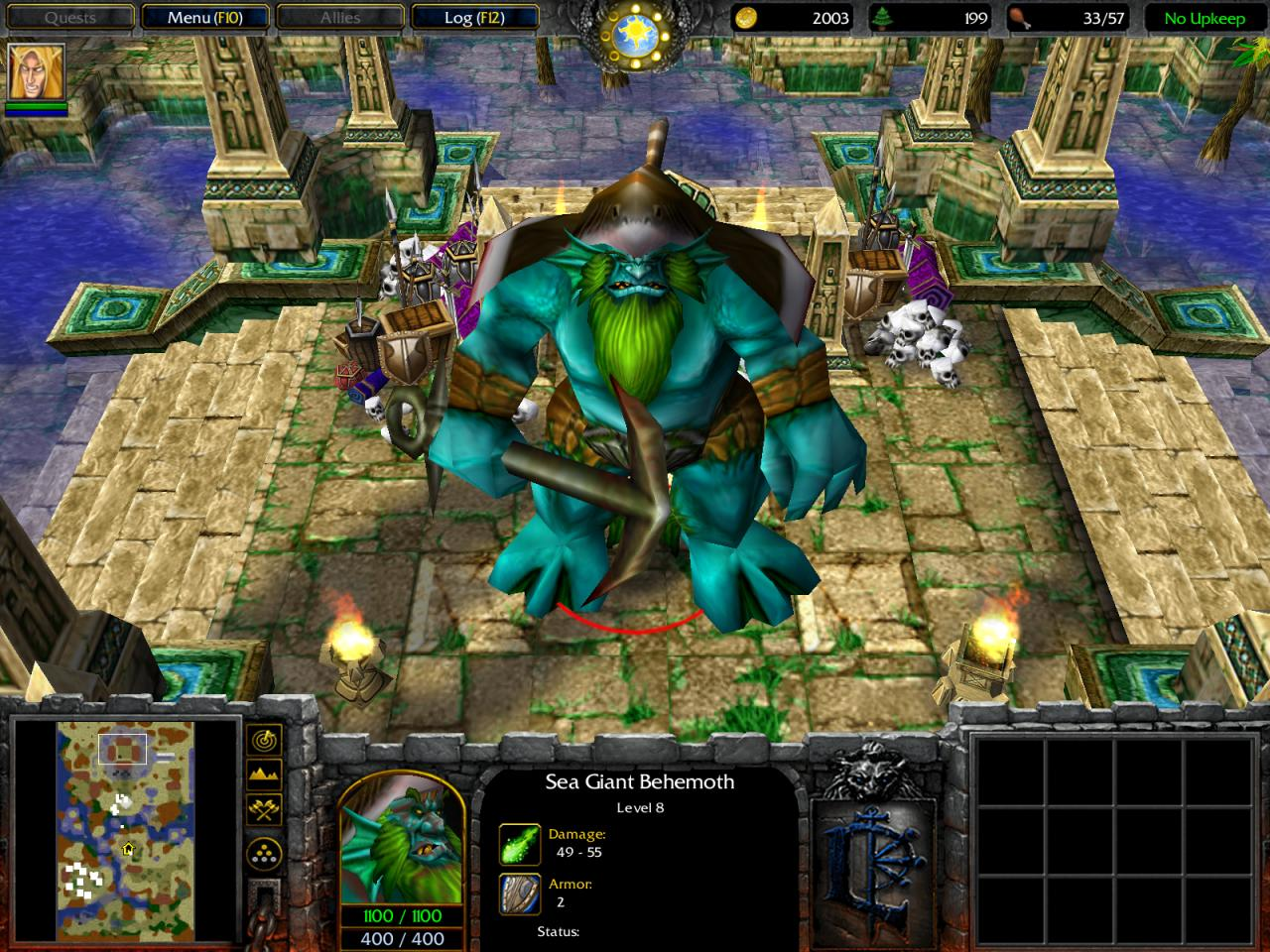 Warcraft 3 expansion 1v1 orc strat sexy photo
