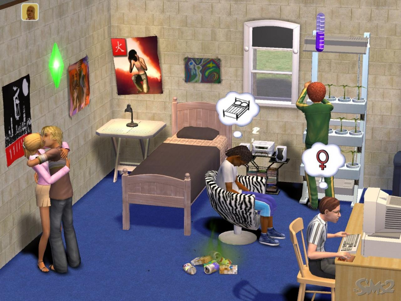 Free sims 2 sex objects smut clip