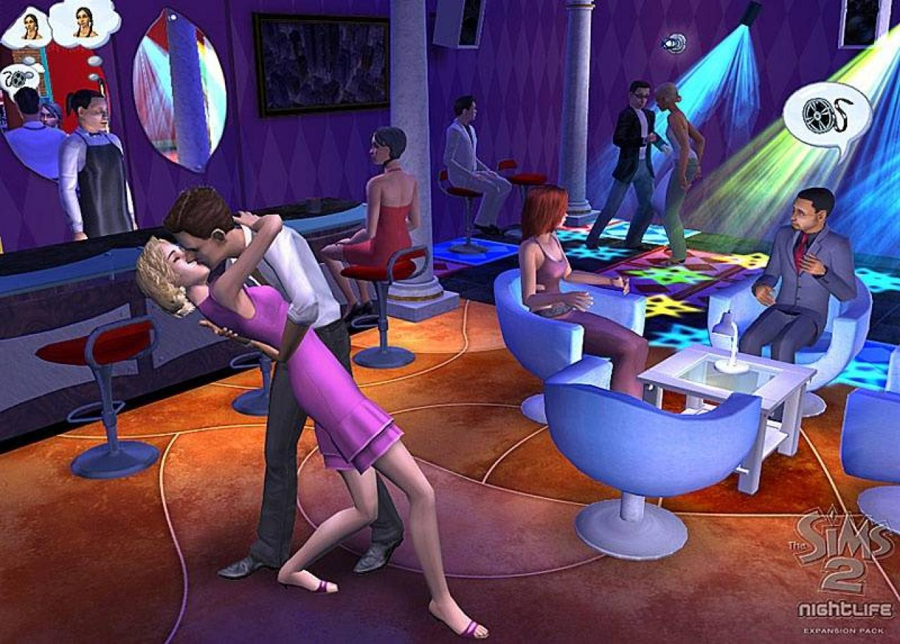 Sims 2 nightlife naked patch nude clip