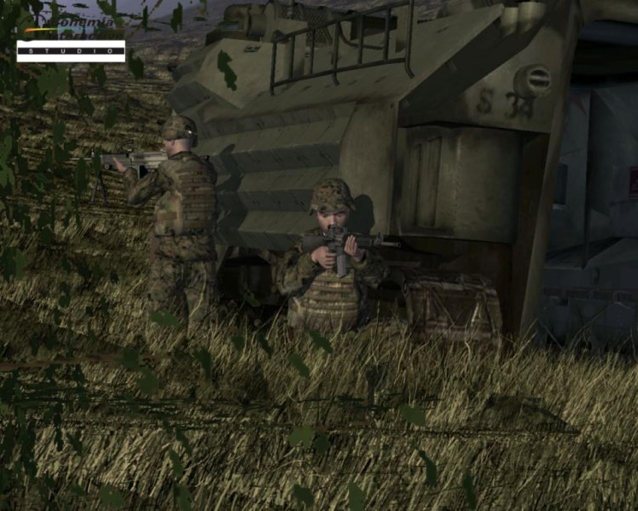 operation flashpoint cold war патч