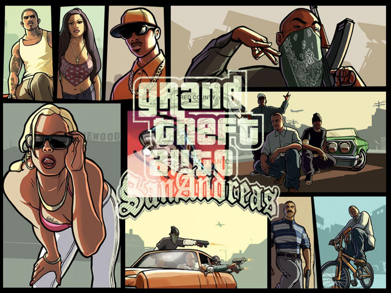 Sex fucking gta sanandreas images nude film