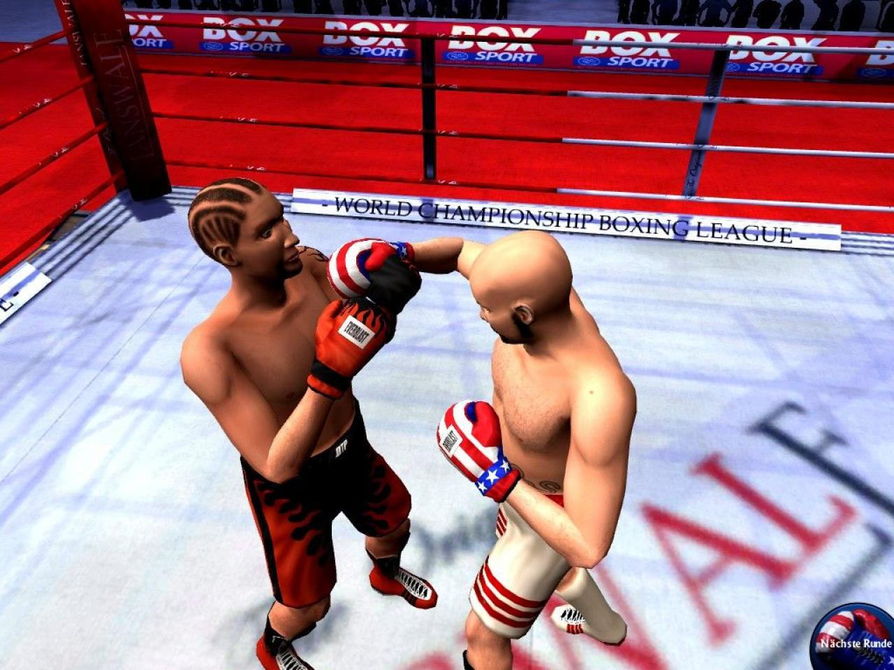 Boxing games
