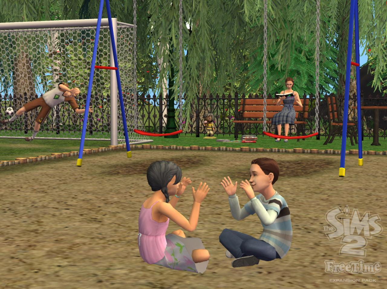 The Sims 2: Путешествия (2006/PC/RUS/ENG/L) .