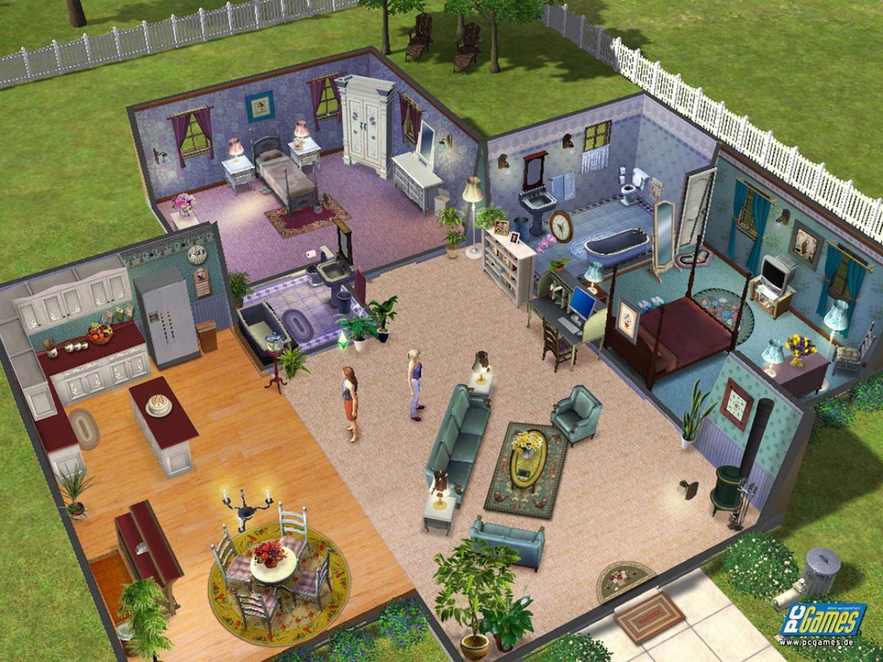 Компьютерная Игра Sims Игру