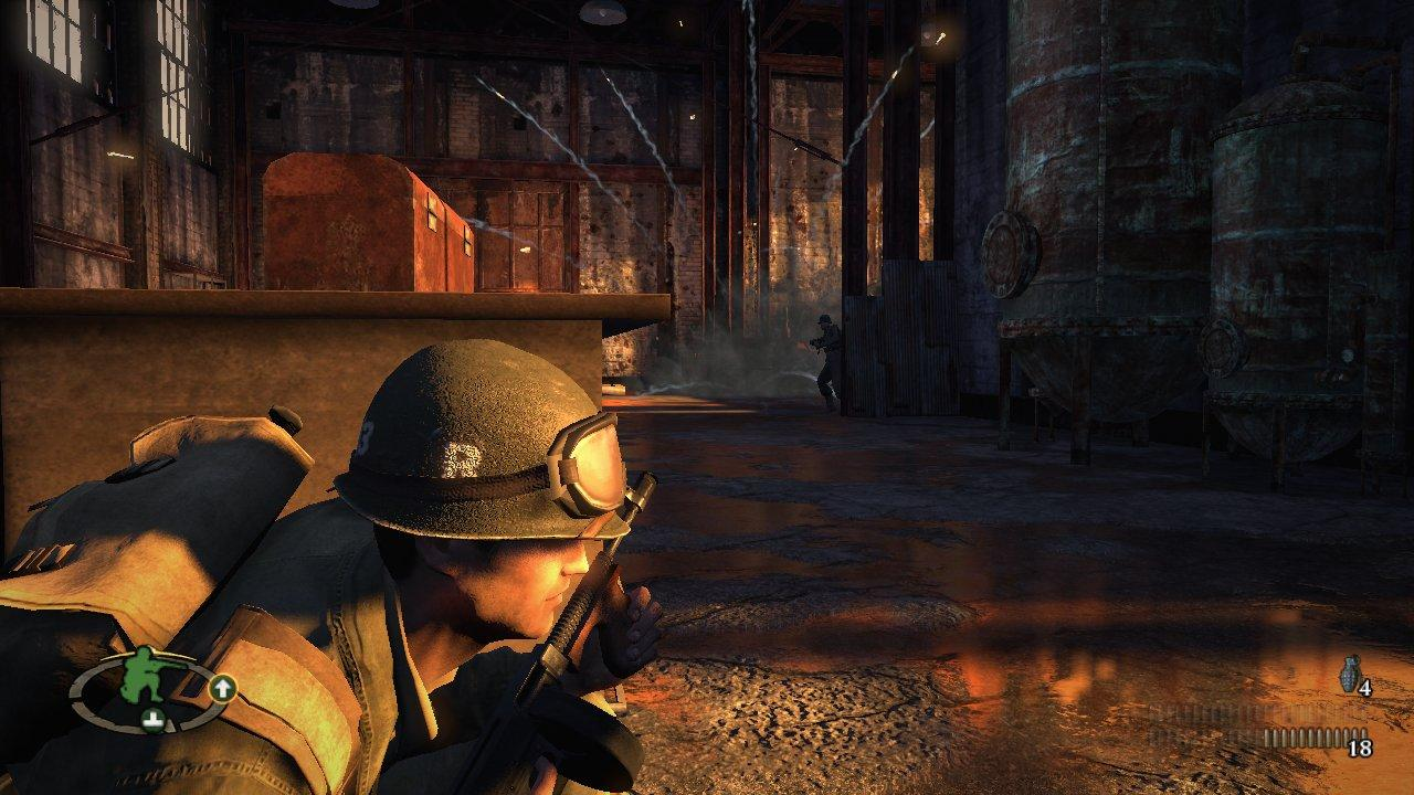 [08/09/08] Brothers in Arms: Hell's Highway<br><br><b>Werbung:</b><br><a href=
